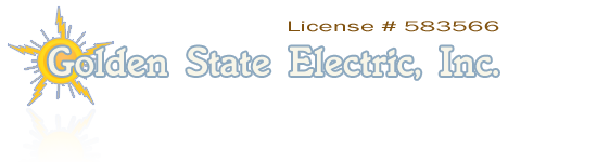Electrical Contractors in Santa Rosa - Golden State Electric, Inc.